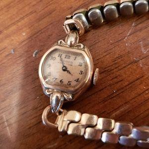 Antique Gruen watch, womens